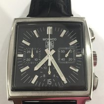 TAG Heuer Monaco stainless steel ref.CW2111