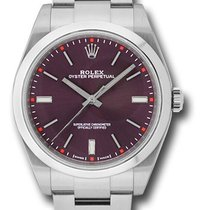 Rolex Watches: 114300 rgio Oyster Perpetual No-Date 39mm - D