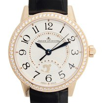 Jaeger-LeCoultre New  Rendez Vous 18 K Rose Gold With Diamonds...
