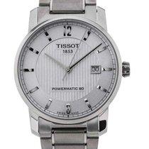 Tissot Titanium 40 Steel Powermatik
