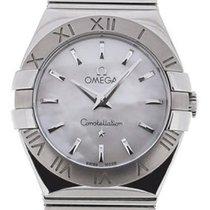 Omega Constellation 27 Quartz Steel