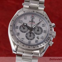 Omega Speedmaster Broad Arrow Co-axial Chronograph Automatik