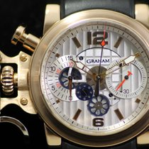 Graham Chronofighter Skeleton Limited Edition