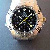 TAG Heuer Aquagraph CN211A Calibre 60 Chrono
