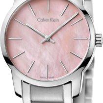 ck Calvin Klein City Lady K2G2314E Damenarmbanduhr Sehr Elegant