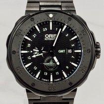 Oris Pro Diver Recon GMT Full Set