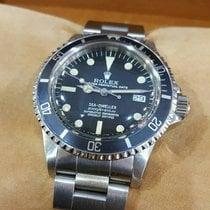 """Rolex Sea Dweller """"Rail dial"""" 5mil serial circa Late 70s"""