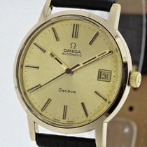 Omega Geneve Automatic Cal. 1010 GP Men's Vintage Watch...