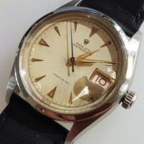 Rolex Oysterdate precision 1953 with red calender model 6294