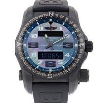 Breitling Emergency Mens Quartz Watch V76325