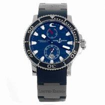 Ulysse Nardin Maxi Marine Blue Surf Limited Edition Watch...