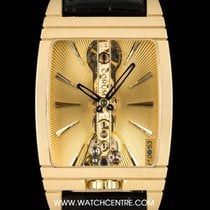 Corum 18k Y/G Golden Bridge Ltd Ed B&P 113.770.56/0001 GD02