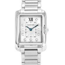 Cartier Watch Tank Anglaise W4TA0003