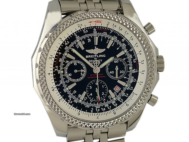 Breitling for Bentley Motors Chronograph 49mm