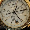 Girard Perregaux GP 7000 AUTOMATIC CHRONOGRAPH - STEEL GOLD -...