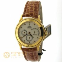 Corum Repubbliche Marinare n350 18k GOLD Etanche AUTOMATIC