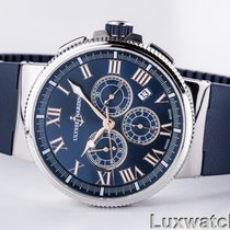 Ulysse Nardin Marine Chronograph Manufacture Baltic 1503-150LE...