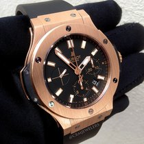 Hublot Big Bang Gold Black