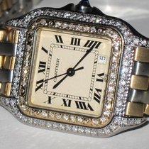 Cartier Panther 18K Gold Midsize Diamonds
