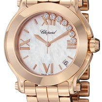 Chopard Happy Sport Round 36mm 277472-5002