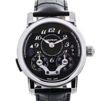 Montblanc Rieussec Black Chronograph