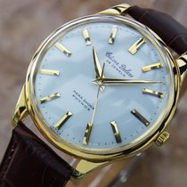 Citizen Deluxe Rare Gold Plated 80 Microns 1960 Mens Made In...