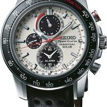 Seiko Perpetual Solar Alarm Chronograph
