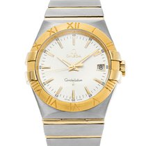 Omega Watch Constellation 123.20.35.60.02.002