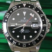 Rolex GMT Master II Ref. 16710 2006 TOP no holes