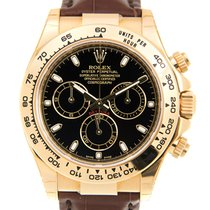 勞力士 (Rolex) Daytona Gold Black Automatic 116518BKCH
