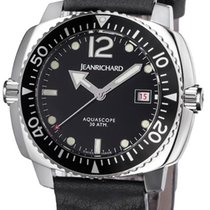 JeanRichard Aquascope Auto Stainless watch - List $11,715-