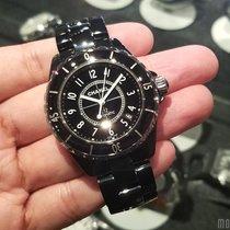 香奈儿 (Chanel) H0685 J12 Black 38mm