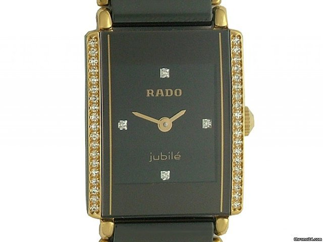 Rado Integral Jubile Keramik Mini Diamond 25x18mm