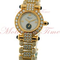 Chopard Imperiale Ladies, White Dial, Diamond Bezel - Yellow...