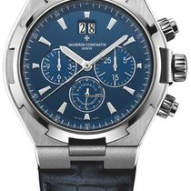 Vacheron Constantin [NEW] Overseas Chronograph Blue (Retail:HK...