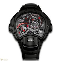 Hublot Masterpiece MP-02 Key Of Time All Black Titanium...
