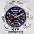 Breitling Chronomat 41 Limited Stahl Manufaktur B04 Luxus...