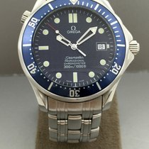 Omega Seamaster Proffesional 300M James Bond Blue Automatic 41 mm