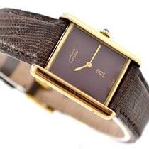 Cartier Tank 925 Hand Wind Ladies Watch