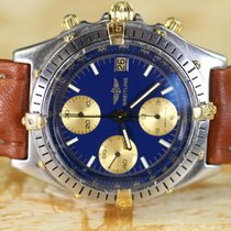 Breitling CHRONOMAT REF. 81950 STEEL AND GOLD