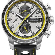 Chopard G.P.M.H. Chrono Titanium And Stainless Steel