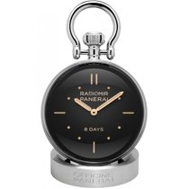 Panerai NEW Pam 641 Table Clock 8 Days – The Dealer Clocks