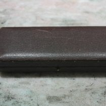 Eberhard & Co. super rare antique old  brown watch  box...