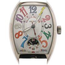 Franck Muller Casablanca Table Clock Dual Time
