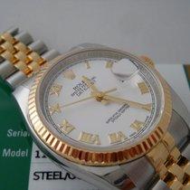 Rolex DATEJUST REF.116233 STEEL7GOLD  BOX&PAPER 2015