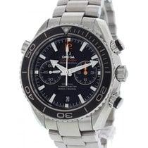 Omega Seamaster Planet Ocean Co-Axial Chronograph SS