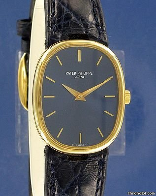 Patek Philippe Ellipse Yellow Gold Lady