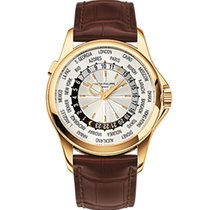 Patek Philippe [NEW] Complications World Time Yellow Gold Mens...