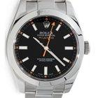 Rolex Milgauss Stainless Steel