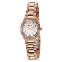 Bulova Women's Diamonds Watch